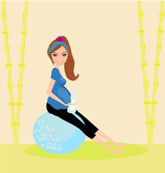sport in der schwangerschaft welche sportarten sind erlaubt. Black Bedroom Furniture Sets. Home Design Ideas
