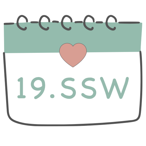 19. SSW - 19. Schwangerschaftswoche