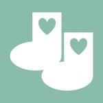 Babysöckchen (Icon)