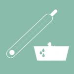 Badethermometer (Icon)