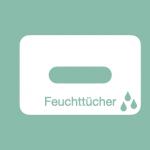 Feuchttücher (Icon)