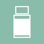 Matratzenauflage (Icon)