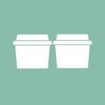 Muttermilchbehälter (Icon)