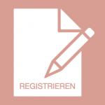 Registrieren (Icon)