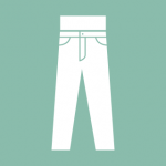 Umstandsjeans (Icon)