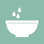 Waschschüssel (Icon)