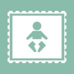 Wickelauflage (Icon)